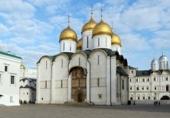 Патриаршее служение в день памяти святителей Московских в Успенском соборе Московского Кремля