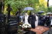 Патриарший визит в Санкт-Петербургскую митрополию. Посещение Большеохтинского кладбища