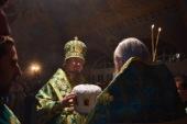 Игумен Феофан (Данченков), избранный епископом Волжским и Сернурским, и иеромонах Игнатий (Суранов), избранный епископом Мариинско-Посадским, возведены в сан архимандрита