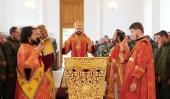 Епископ Владикавказский Леонид возглавил торжества по случаю 180-летия храма царицы Александры и крепости Александрополь (Гюмри) в Республике Армения