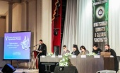В Новороссийске проходят V Духовно-образовательные Сергиевские чтения