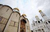 В день памяти Первосвятителей Московских Святейший Патриарх Кирилл совершил Божественную литургию в Успенском соборе Московского Кремля