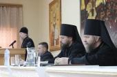 В Николо-Угрешской духовной семинарии состоялась конференция «Православное духовное образование и тюремное служение»