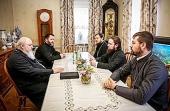 Председатель Синодального отдела по делам молодежи епископ Люберецкий Серафим посетил Ставрополь