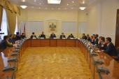 В Краснодаре состоялась встреча депутатов краевого парламента с участниками XXIII Всекубанских Кирилло-Мефодиевских чтений
