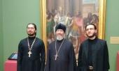 В Третьяковской галерее представлена картина из Русской духовной миссии в Пекине