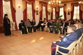 В столице Калмыкии прошло заседание регионального отделения ВРНС, посвященное развитию кадетского казачьего образования в школах республики
