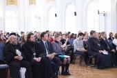 В Санкт-Петербурге прошел форум «Добрый пастырь», посвященный 100-летию восстановления Патриаршества
