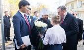 Митрополит Волоколамский Иларион посетил ведущий педагогический университет России
