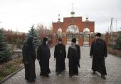 Коллегия Синодального отдела по монастырям и монашеству посетила ряд обителей Саратовской епархии