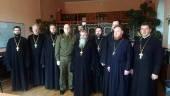 Состоялся семинар старших тюремных священнослужителей Белорусской Православной Церкви
