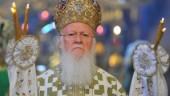 Поздравление Святейшего Патриарха Кирилла Предстоятелю Константинопольской Православной Церкви с годовщиной Патриаршего служения