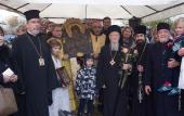 Святейший Патриарх Константинопольский Варфоломей посетил приход Московского Патриархата в Рейкьявике