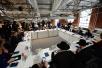 Посещение Еврейского музея и центра толерантности в Москве. Заседание Президиума Межрелигиозного совета России