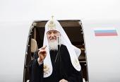 Интервью Святейшего Патриарха Кирилла румынскому изданию Q Magazine