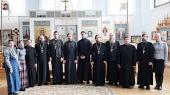 В Москве завершилась девятая пастырская стажировка по социальному служению