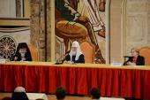 Святейший Патриарх Кирилл: Важно открывать новые приходские детские сады