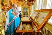 В Алма-Ате состоялись торжества по случаю дня памяти священноисповедника Николая, митрополита Алма-Атинского