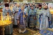 Предстоятель Украинской Православной Церкви возглавил праздничное богослужение в Успенском Куливецком монастыре на Буковине