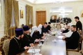 Состоялись переговоры Предстоятелей Русской и Румынской Православных Церквей