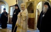 VII Общецерковный съезд по социальному служению продолжил свою работу в Москве
