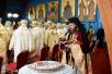 Визит Святейшего Патриарха Кирилла в Румынию. Божественная литургия на площади свв. Константина и Елены в Бухаресте