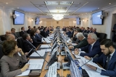 Представители Русской Православной Церкви приняли участие в заседании Совета по межнациональным отношениям при Совете Федерации