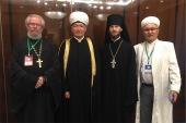 Представители Русской Православной Церкви приняли участие в X Международной теологической научно-образовательной конференции — Чтениях имени Галимджана Баруди