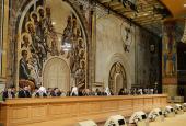 Предстоятель Русской Православной Церкви возглавил пленарное заседание XXI Всемирного русского народного собора