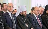 Председатель Отдела внешних церковных связей посетил прием в честь 500-летия Реформации