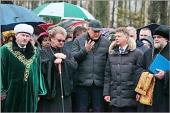Память жертв теракта над Синаем почтили в Санкт-Петербурге и Ленинградской области