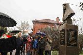 Памятник преподобномученице великой княгине Елисавете Феодоровне освящен в Николо-Берлюковском монастыре в Подмосковье