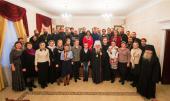 В Татарстанской митрополии проходит Международный форум православной молодежи