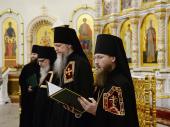 Слово архимандрита Игнатия (Суранова) при наречении во епископа Мариинско-Посадского, викария Чебоксарской епархии