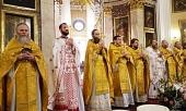 Делегация Представительства Православной Церкви Чешских земель и Словакии при Московском Патриаршем престоле совершила паломническую поездку в Санкт-Петербург