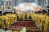 Празднование в честь пятилетия принесения мощей святителя Нектария Тобольского в Ханты-Мансийскую митрополию состоялось в Ханты-Мансийске