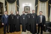 В Санкт-Петербургской духовной академии прошла конференция «Священное наследие Церкви»