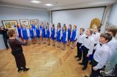 В Новгородской митрополии прошли торжества в честь праведного Иакова Боровичского