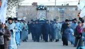 Крестные ходы в праздник Казанской иконы Божией Матери состоялись в Уфе и Челябинске