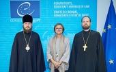 Состоялась встреча заместителя генерального секретаря Совета Европы с церковными представителями