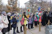 В «День Сибири» в Тюмени молитвенно помянули основателей города