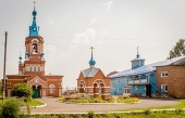 Комиссия Синодального отдела по монастырям и монашеству посетила обители Ижевской епархии