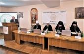 В Киево-Печерской лавре состоялись торжества по случаю актового дня Киевских духовных школ