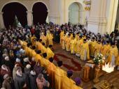 В Полоцке состоялись торжества по случаю 1025-летия Полоцкой епархии