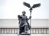 В Калуге освящен памятник великому князю Иоанну III