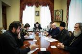 В Ставрополе состоялось заседание регионального отделения Всемирного русского народного собора