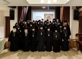 """La mănăstirea de maici """"Sfânta cneaghine Elisaveta Feodorovna"""" din Minsk s-a desfășurat conferința """"Misiunea monahismului în lumea contemporană"""""""