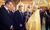 Председатель Парламента Словацкой Республики посетил Представительство Православной Церкви Чешских земель и Словакии в Москве