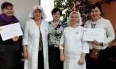 Представители московского Свято-Димитриевского училища сестер милосердия провели семинар в Оренбурге