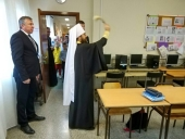 Председатель ОВЦС посетил школу при российском посольстве в Рабате